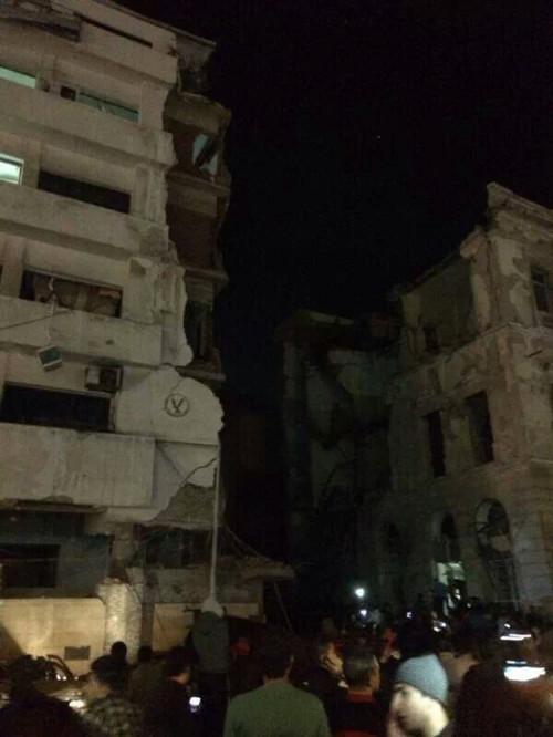 Egypt bomb blast