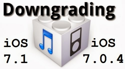 iOS 7 Untethered Jailbreak: How to Downgrade Any iOS 7.1 Beta to iOS 7.0.4 or Lower via iTunes [VIDEO GUIDE]