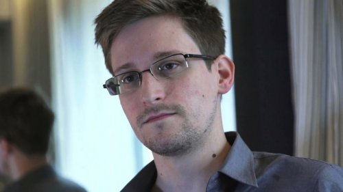 Defiant Edward Snowden claims