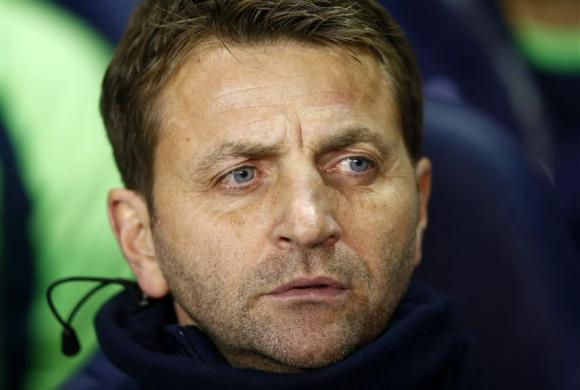 Tim Sherwood Appointed New Spurs Boss