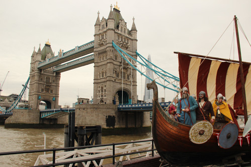 Vikings in London to Mark 1000 Years Since Invasion