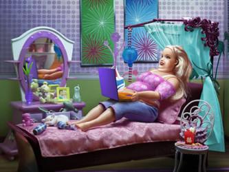 Fat Barbie