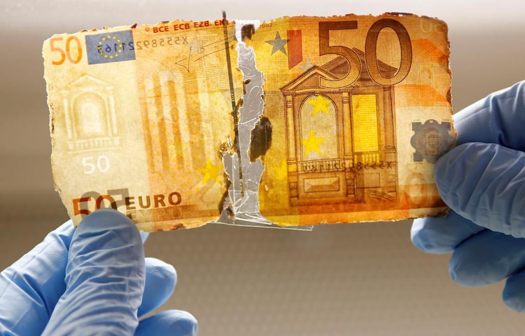 Euro Banknote