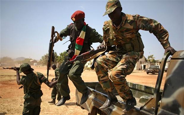 South Sudan Fighting Escalating Into Ethnic War