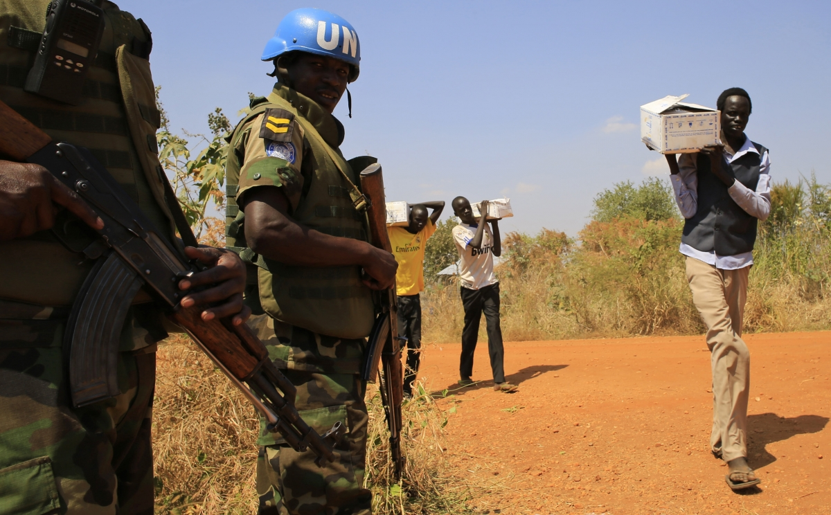 South Sudan clashes