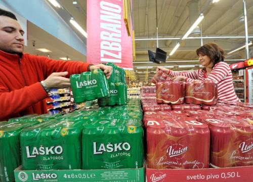 Lasko Union Beer Cans