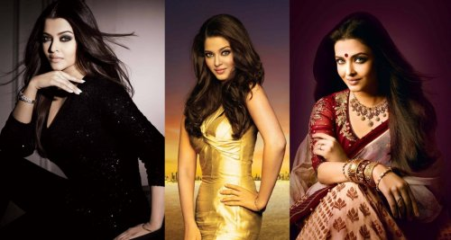 Aishwarya Rai features in Kaylayn Jewellers' campaigns for Dubai store launch.