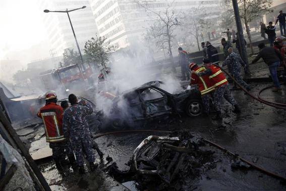 Beirut Explosion Kills Former Lebanese Finance Minister