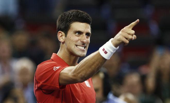 Djokovic Says Boris Becker Can Improve His Game