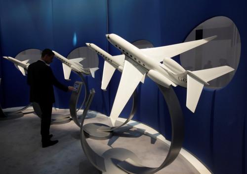Gulfstream Replica Aircraft
