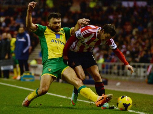 Robert Snodgrass of Norwich City