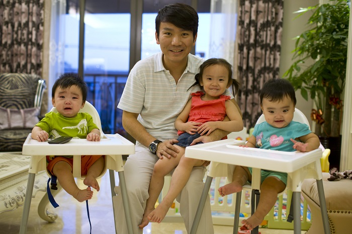 Chinese baby rules relaxed