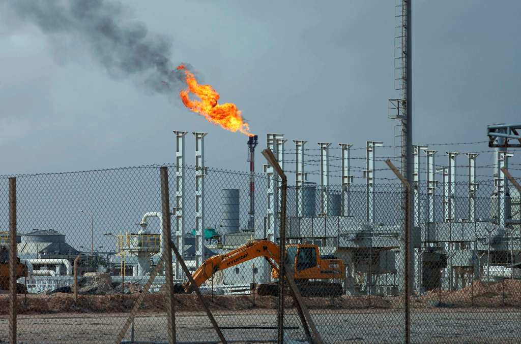 Mellitah Oil and Gas Complex Libya