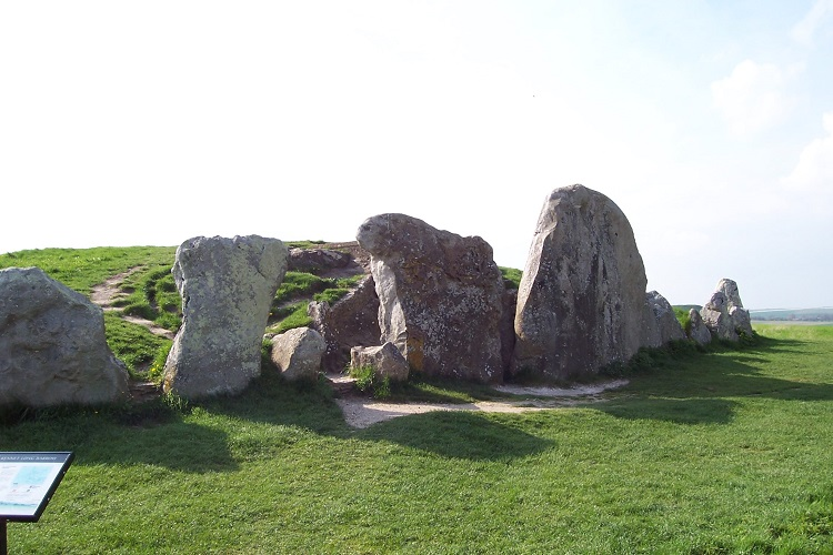 West Kennet Longbarrow, Wiltshire
