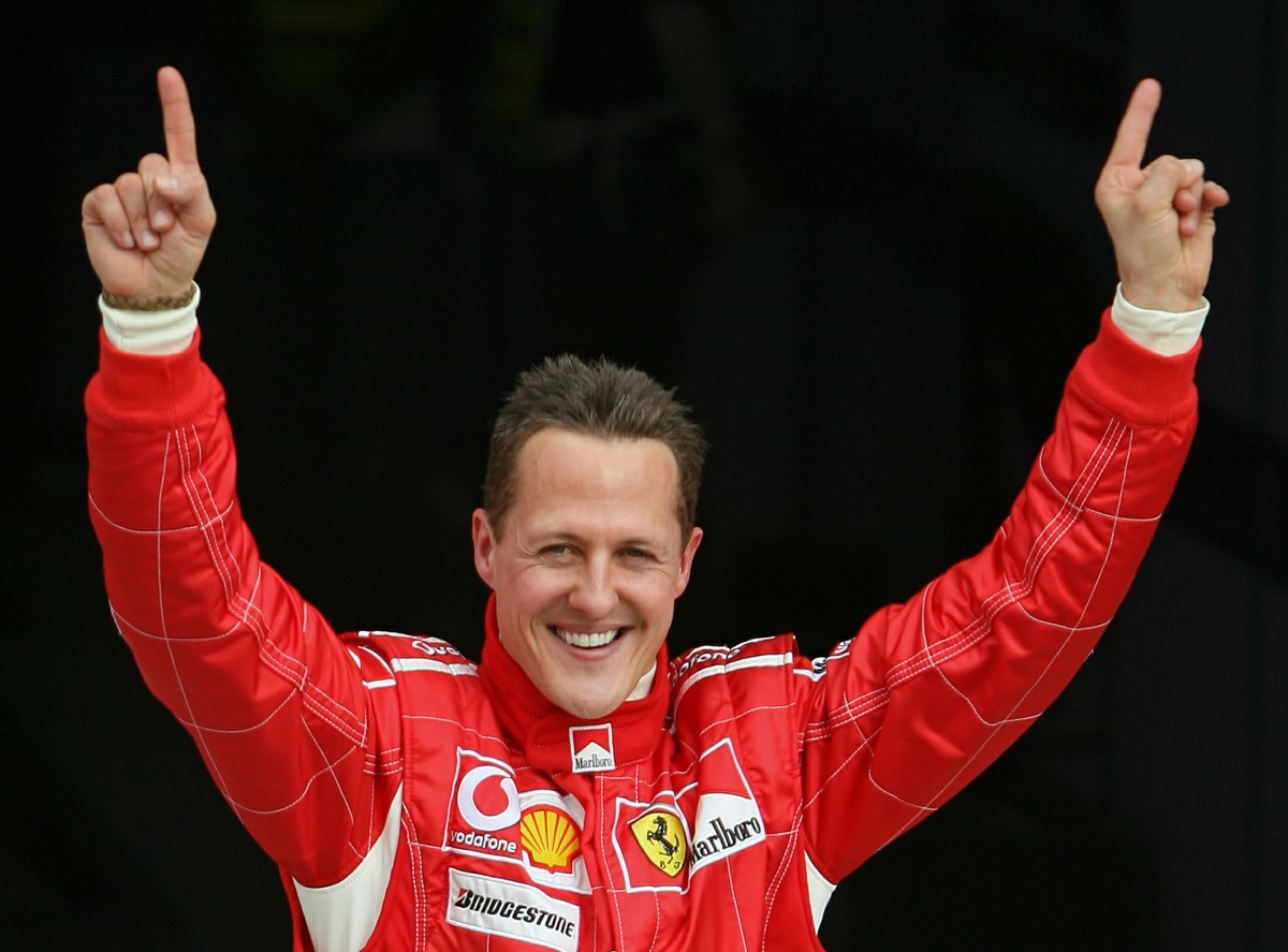 Reports that Michael Schumacher has awoken from ski crash coma