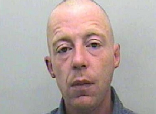 Mark Slenan has absconded while out from jail on license