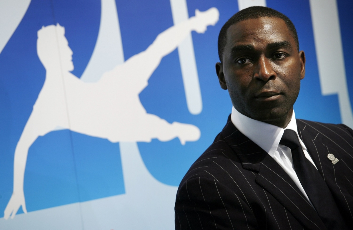 Andrew Cole was allegedly the target of racism on Aer Lingus flight to Manchester