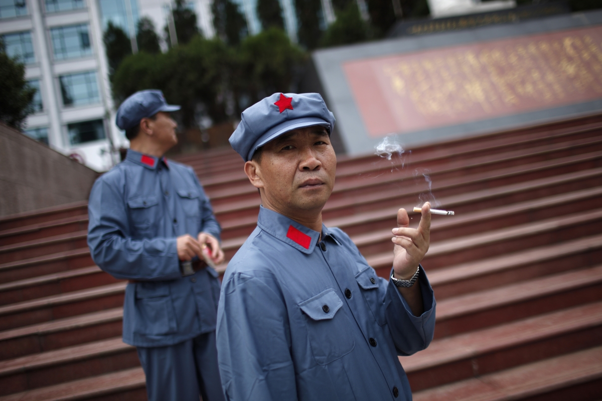 The Chinese Communist Party is banning its officials from smoking.