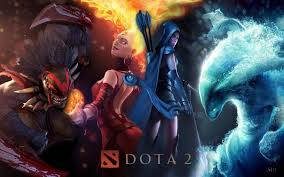 Dota 2 down by DERP