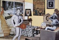 Richard Hamilton painting