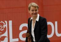 The Shadow Home Secretary Yvette Cooper