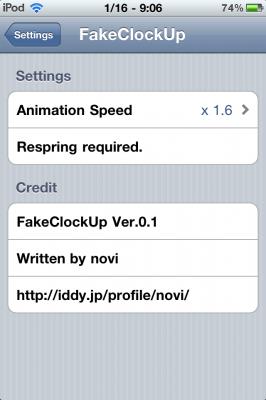 iOS 7 Jailbreak: Top Tweaks to Speed up iPhone/iPad