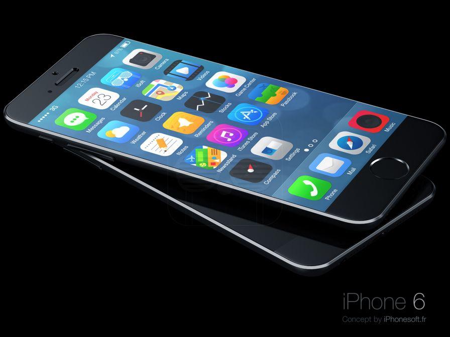 iPhone 6 Air Concept Art