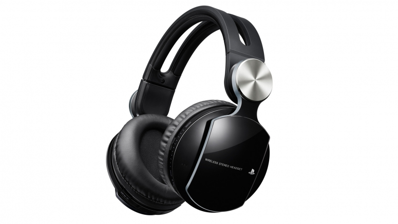 Sony Pulse Wireless Headphones