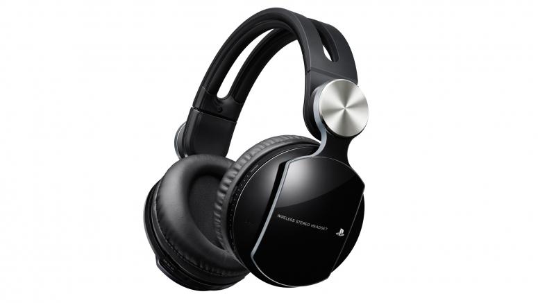 Sony Pulse Wireless Headphones