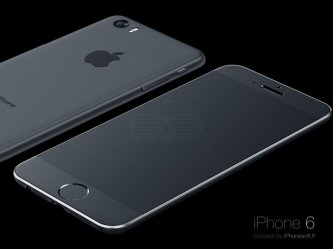 iPhone 6 Air Concept Art
