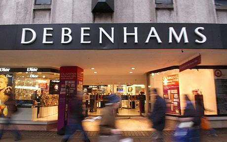 Debenhams CFO Resigns After Massive Profit Warning
