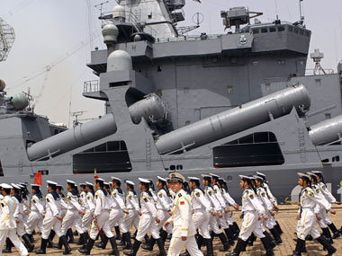 China's First Aircraft Carrier Completes Sea Drills