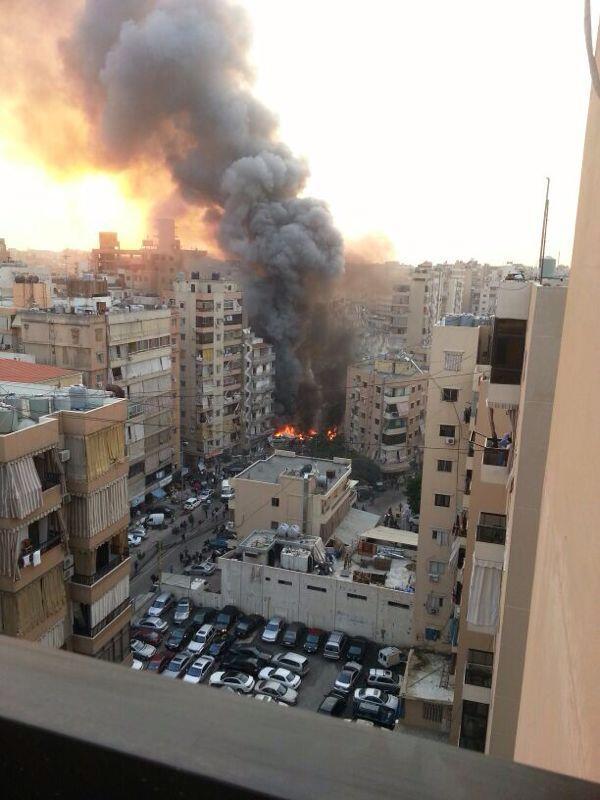 Lebanon Hezbollah Beirut Car Bomb Kills Four