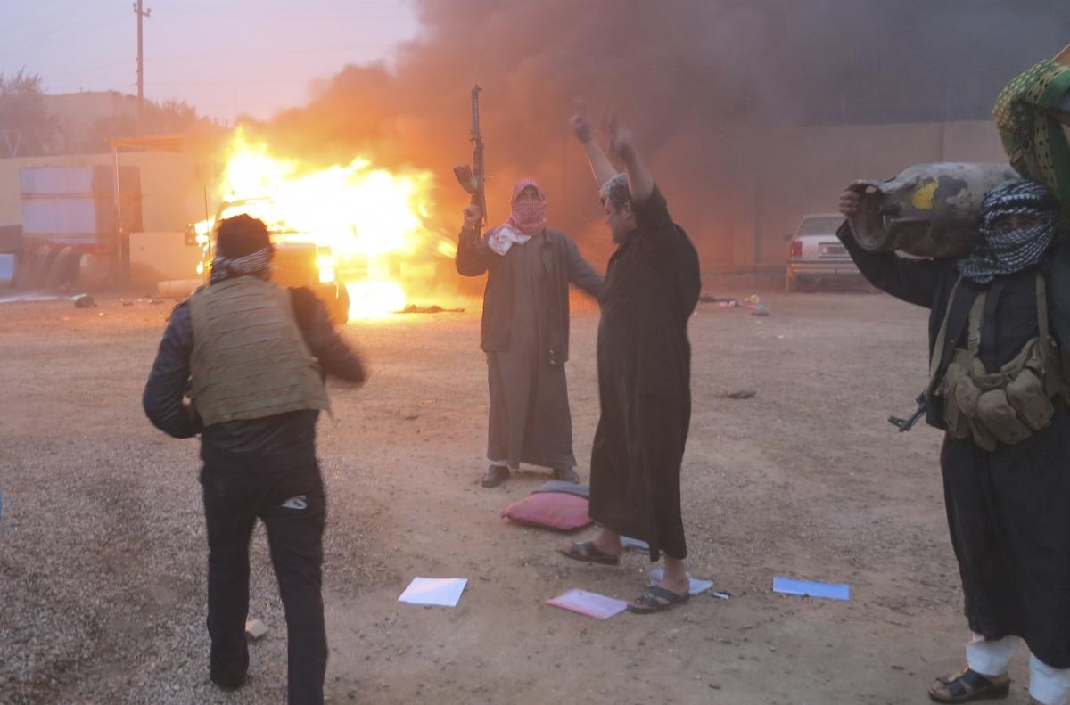 Iraq violence Ramadi