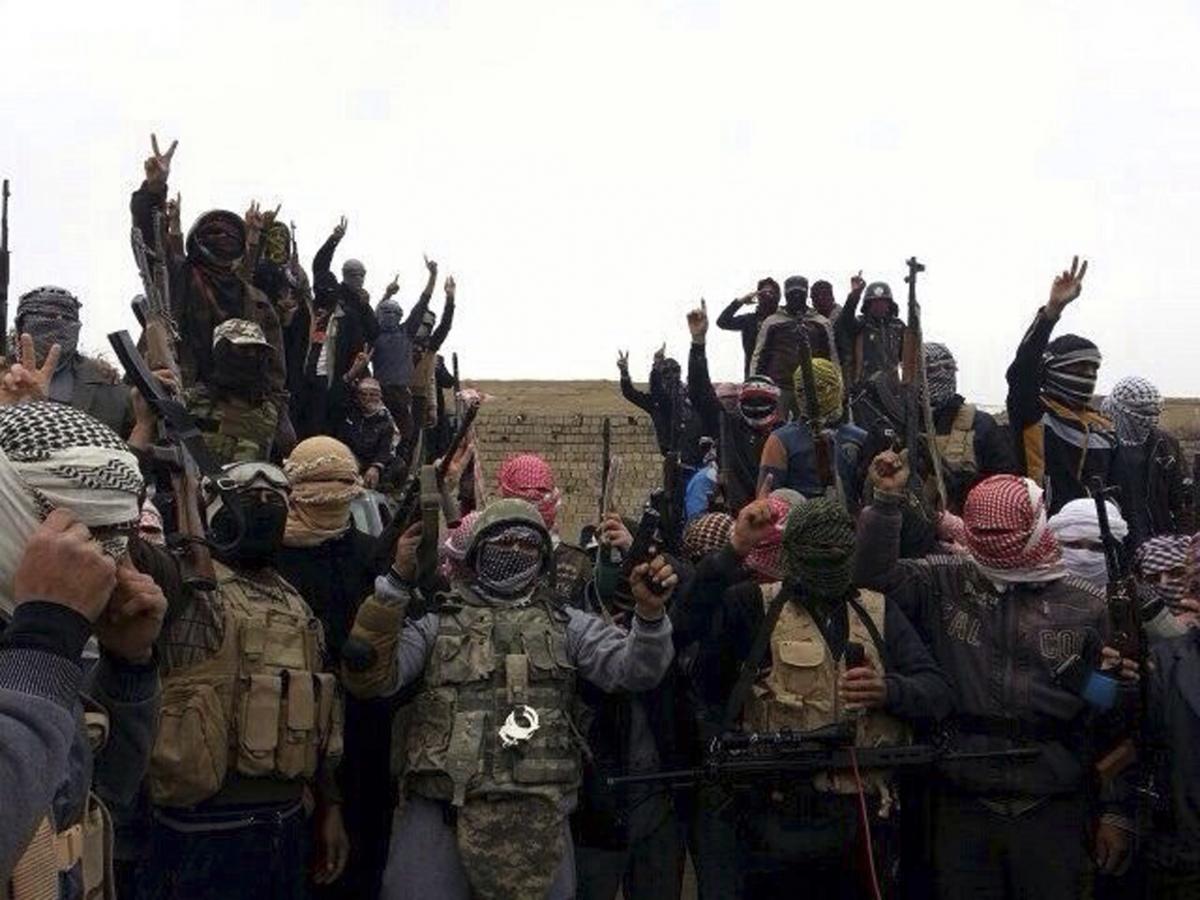 Iraq al-qaida takes control of Fallujah and Ramadi