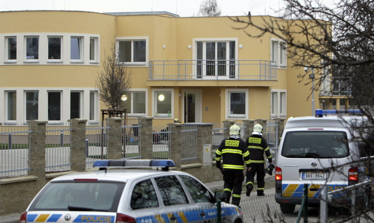 Guns found at home of Palestine envoy Jamal al Jamal, who died in safe blast in Prague