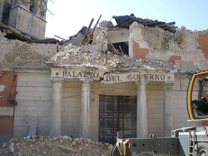 L'Aquila eathquake