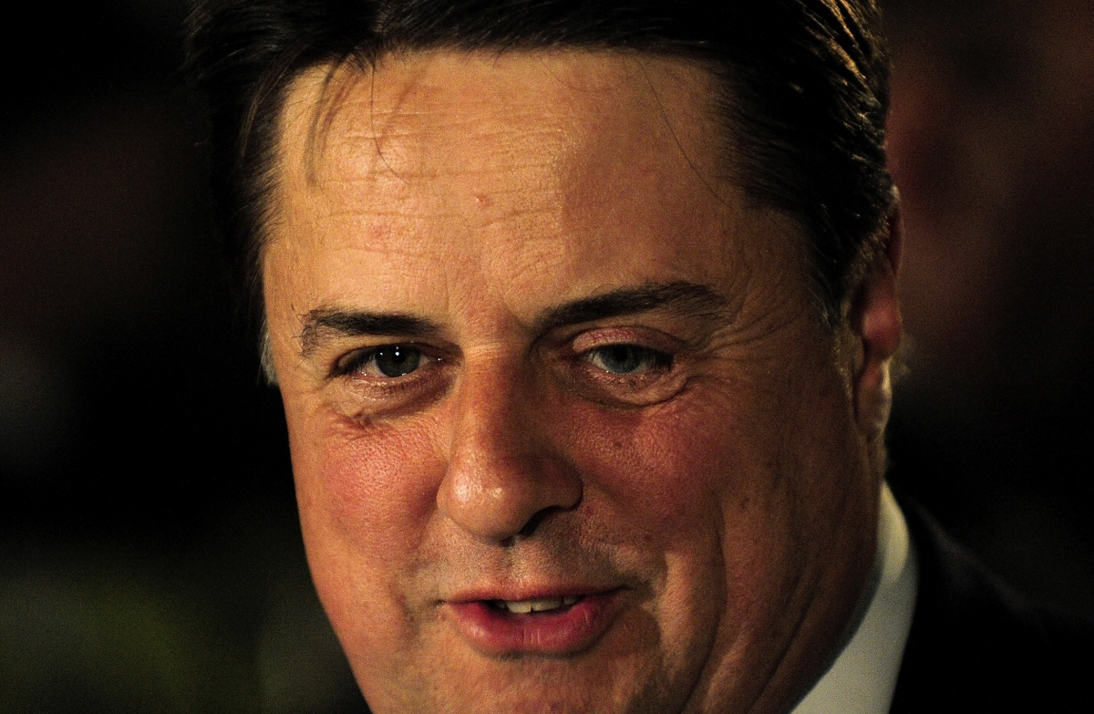Nick Griffin has gone bankrupt after the British National Party leader couldn't pay debt to lawyers