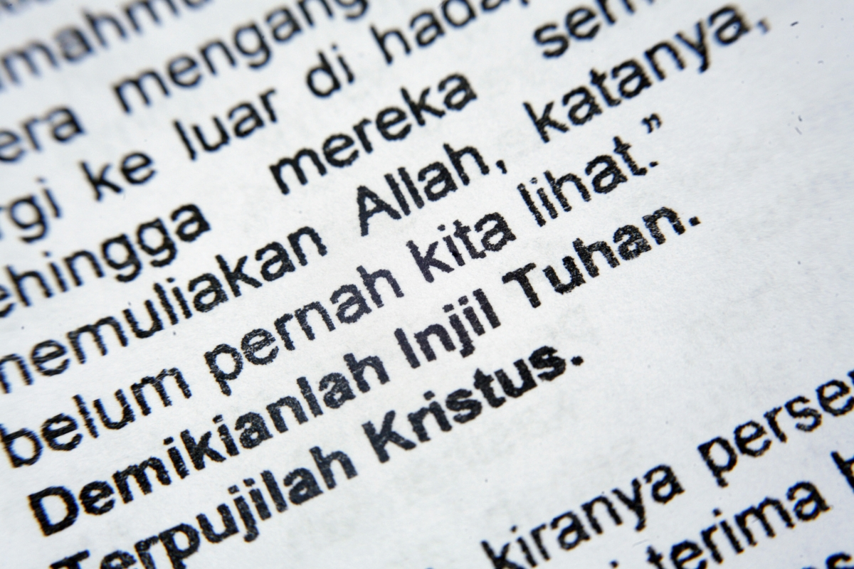 Malaysia's Top Court Upholds Verdict Banning Use of 'Allah' by Christians
