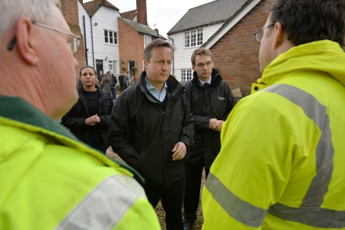 Environment Agency to Slash 1,500 Front-line Staff