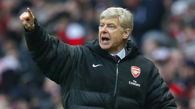 Wenger Wary of Spurs under Sherwood