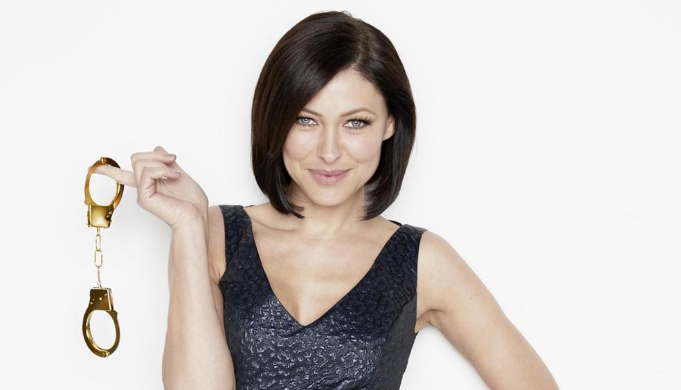 Big Brother host Emma Willis