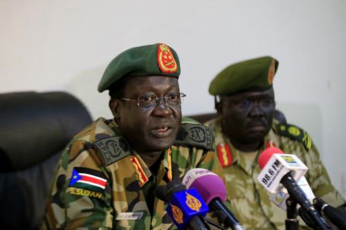 South Sudan peace talks
