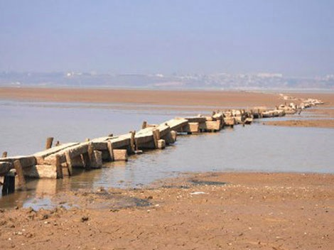 Poyang bridge