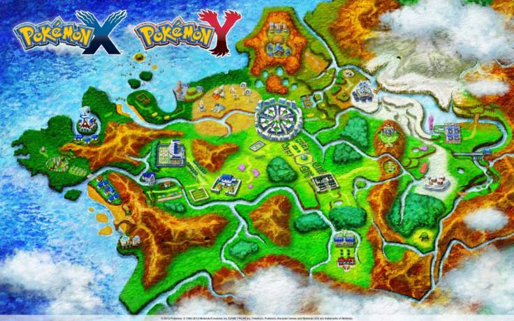 Pokemon X Y Series