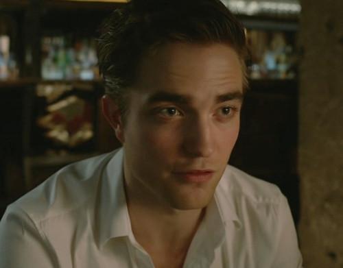 Robert Pattinson stars as Eric Packer in David Cronenberg's film Cosmopolis.