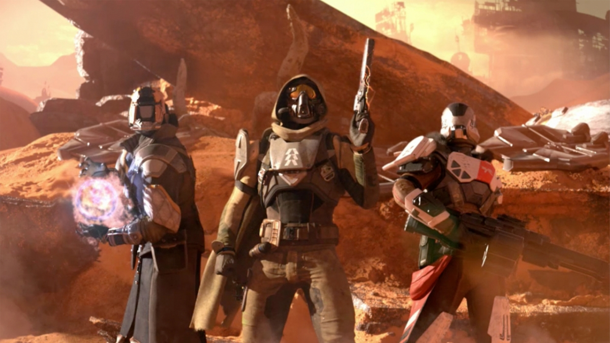 Destiny 2 - MMO Populations & Player Counts