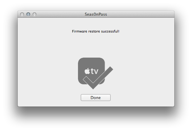 Seas0nPass 2.4: How to Jailbreak Apple TV 2 Untethered on Firmware 5.3 [VIDEO]