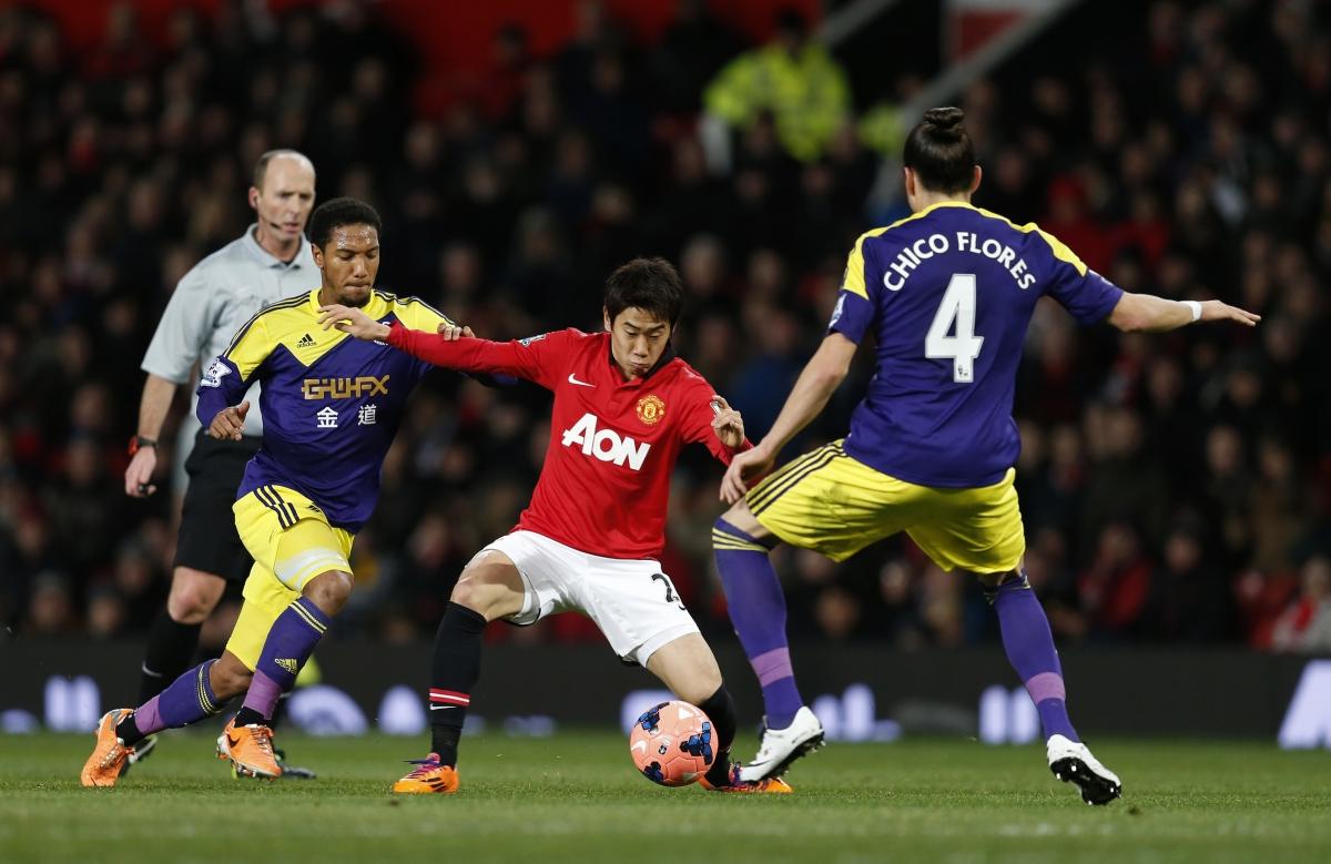 Manchester United v Swansea