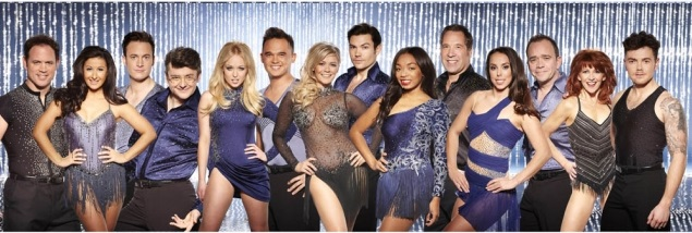 Dancing on Ice 2014 Celebrity Line up